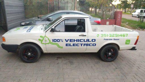 Conversion de vehiculo electrico